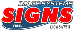 Image Systems Signs Logo